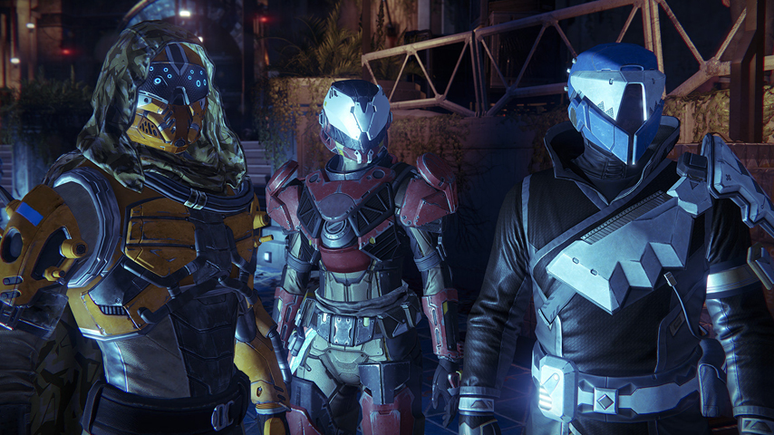 Destiny the dark below is due in december but bungie has been hard