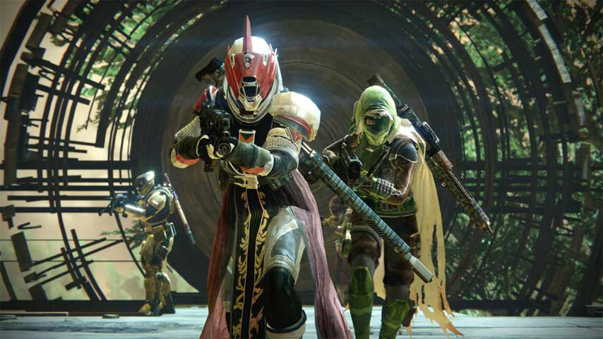 Destiny Guide How To Get To Level 30 With Light
