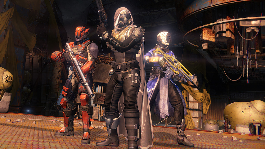 will destiny get matchmaking for raids Bungie's excited about community matchmaking efforts, but it's not in the gameplan for destiny's raids.