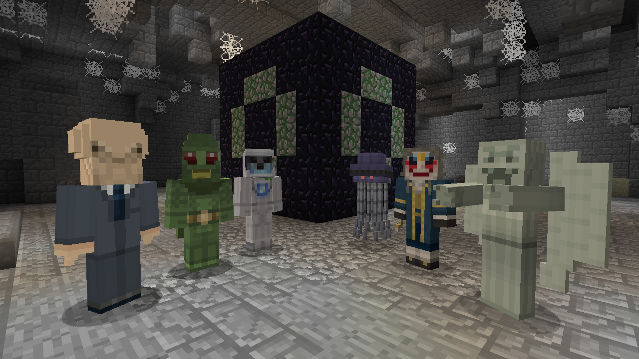 Minecraft Xbox 360 the Daleks and Doctor Who have arrived ...
