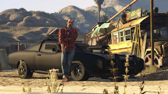 New Next-gen Gta 5 Gameplay Will Be Revealed Today