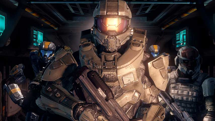 Yes, Master Chief is the star of Halo 5: Guardians - VG247