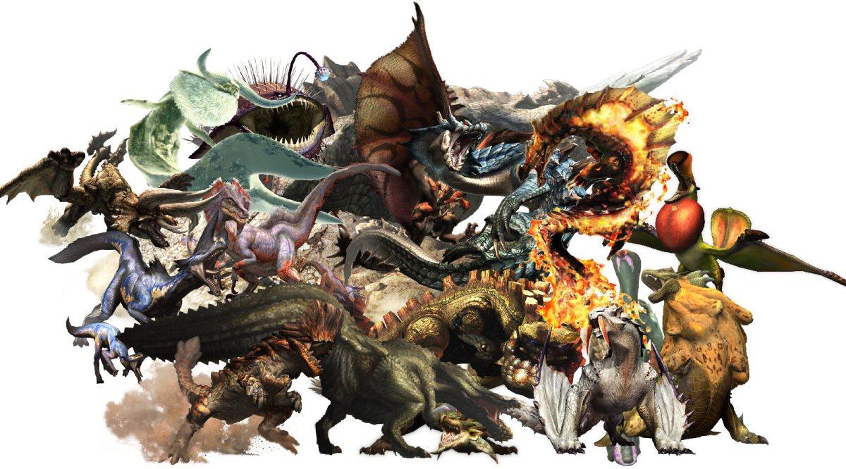 Monster hunter 4 ultimate demo arrives on the us nintnedo for Decoration list monster hunter world