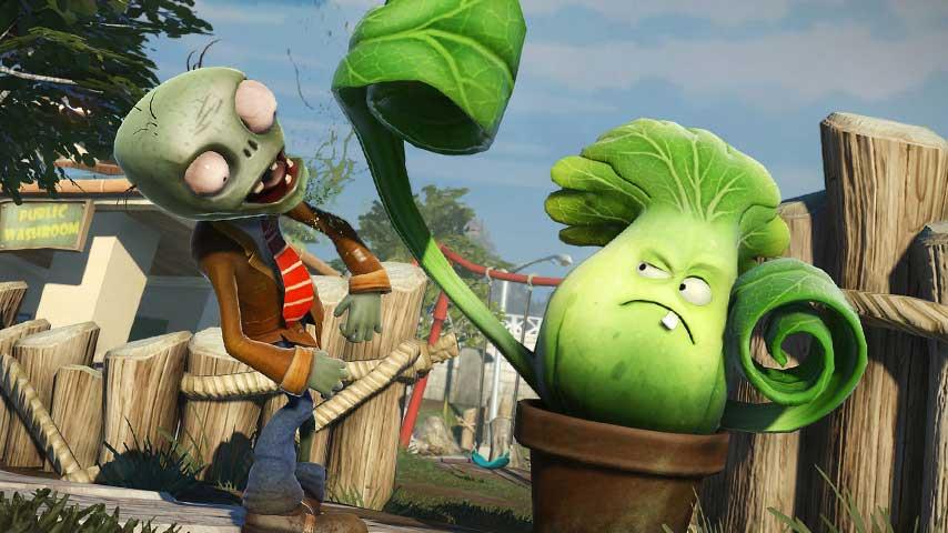 Plants vs zombies garden warfare added to ea access vg247 for Plants versus zombies garden warfare