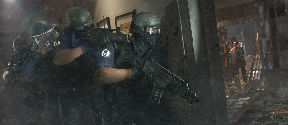 Rainbow six siege dev blog says no respawn makes the game more accessible vg247 - Rainbow six siege vigil wallpaper ...