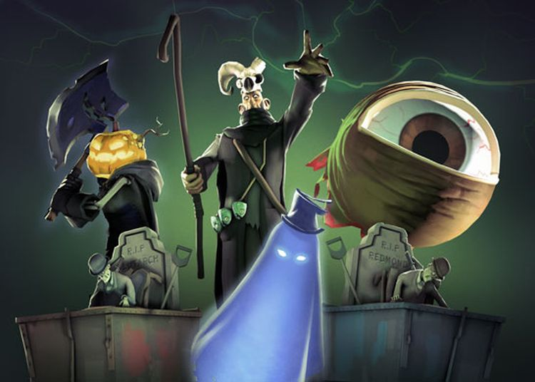 Team Fortress 2 Is Celebrating Halloween With All Six Of