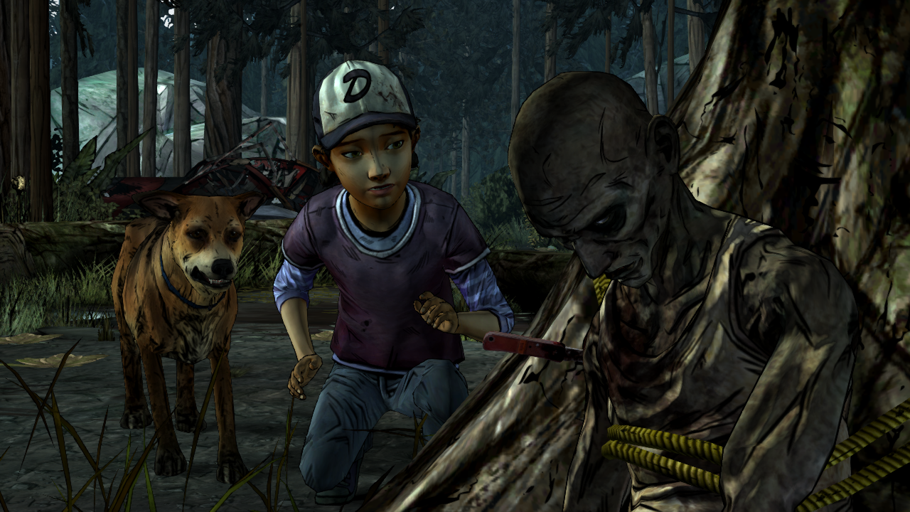The Walking Dead Season One Out Early For Current Gen