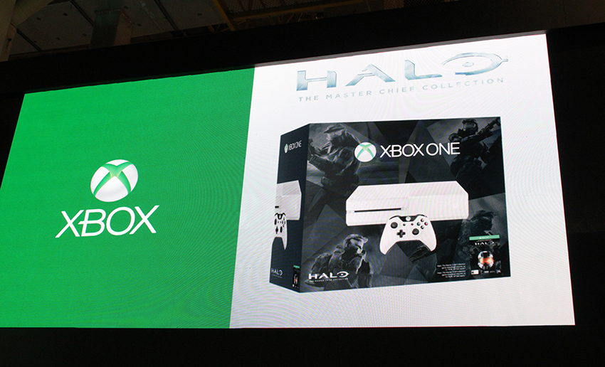 You Can U0026 39 T Have This Smexy White Xbox One Master Chief Collection Bundle
