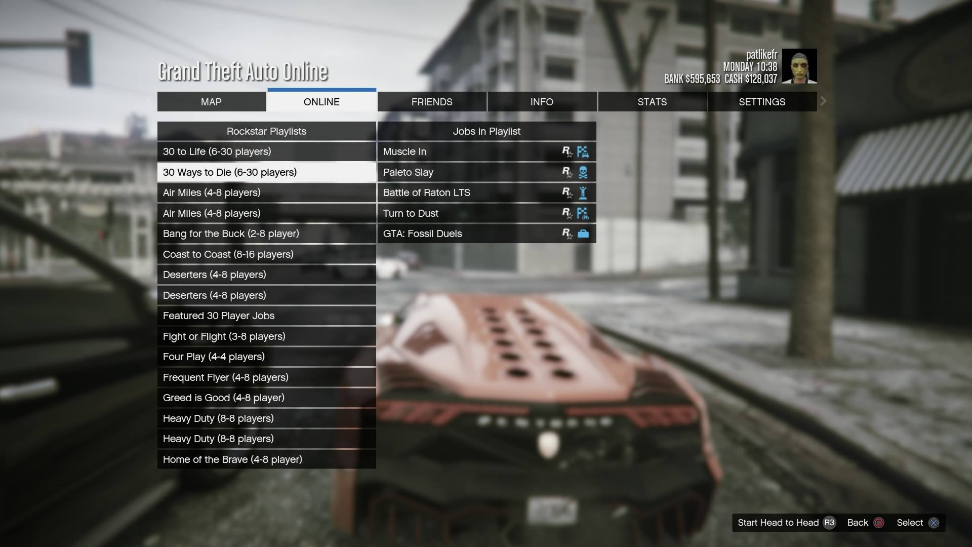 how to get missions in gta 5 ps4