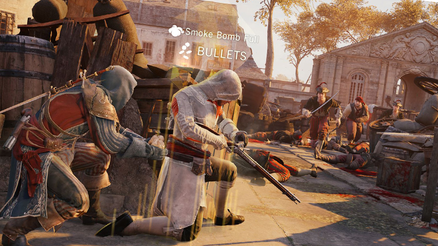 Assassin S Creed Unity Guide Sequence 7 Memory 2