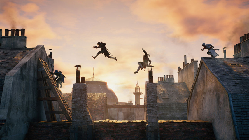 Assassin's Creed: Unity - how to open blue Nomad chests ...