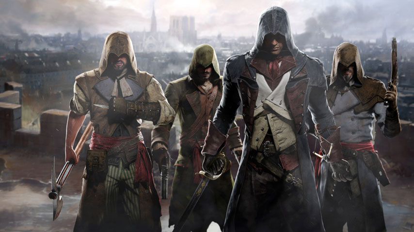 Assassin's Creed: Unity guide - Sequence 1 Memory 2: The ...