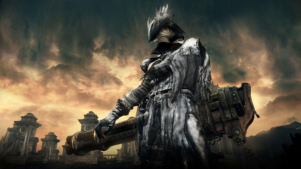 New Bloodborne screenshots show environments, characters ...