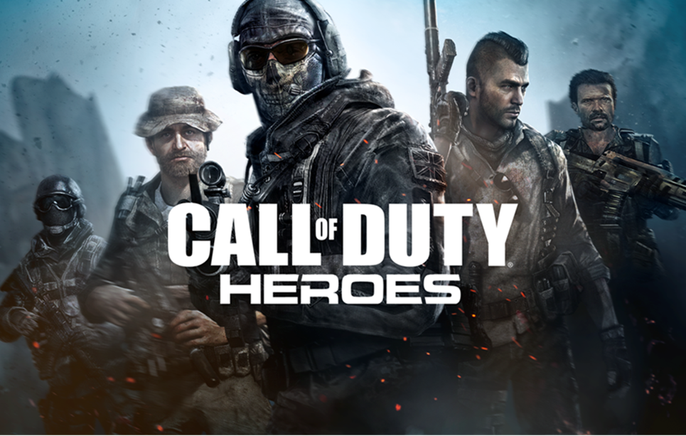 Call of duty heroes is clash of clans with call of duty characters