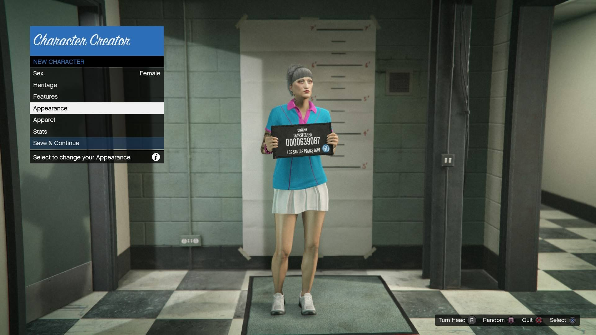 The true triumph of GTA Online's character customisation: it lets you grow old VG247