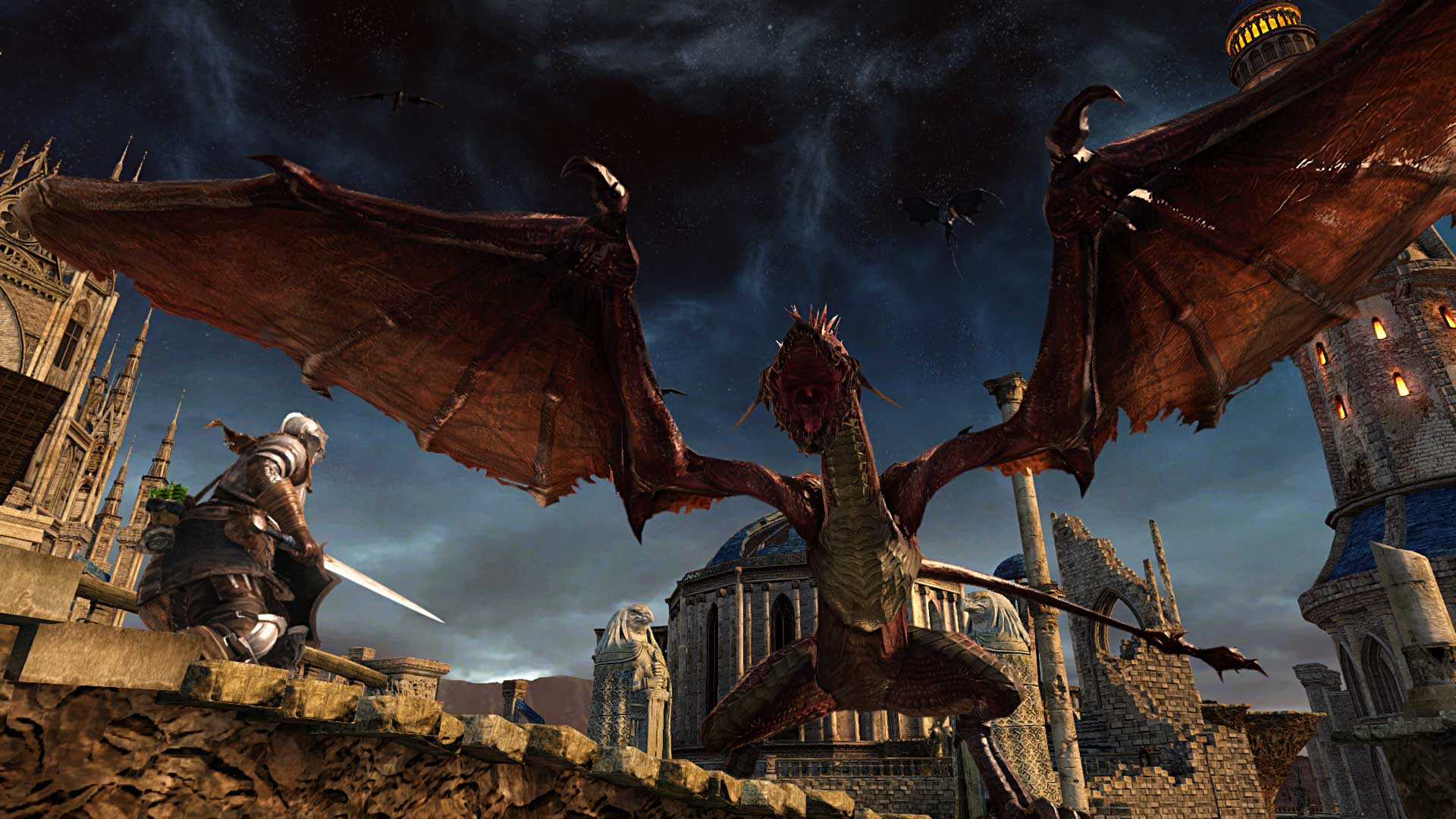 dark souls 2 is coming to ps4 and xbox one next year. Black Bedroom Furniture Sets. Home Design Ideas