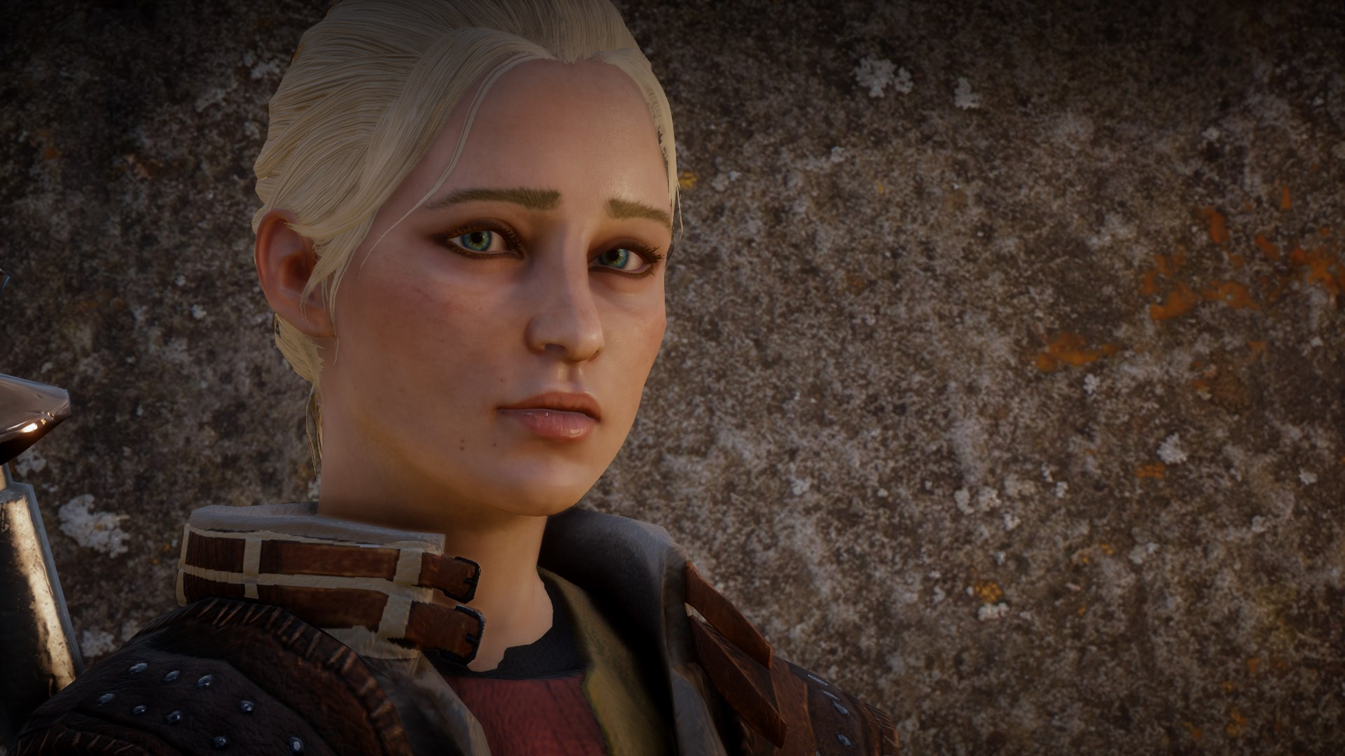 Someone recreated Game of Thrones Daenerys Targaryen in Dragon Age Inquisit