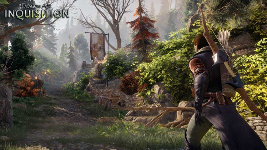 Dragon Age Inquisition open world open opportunities VG247