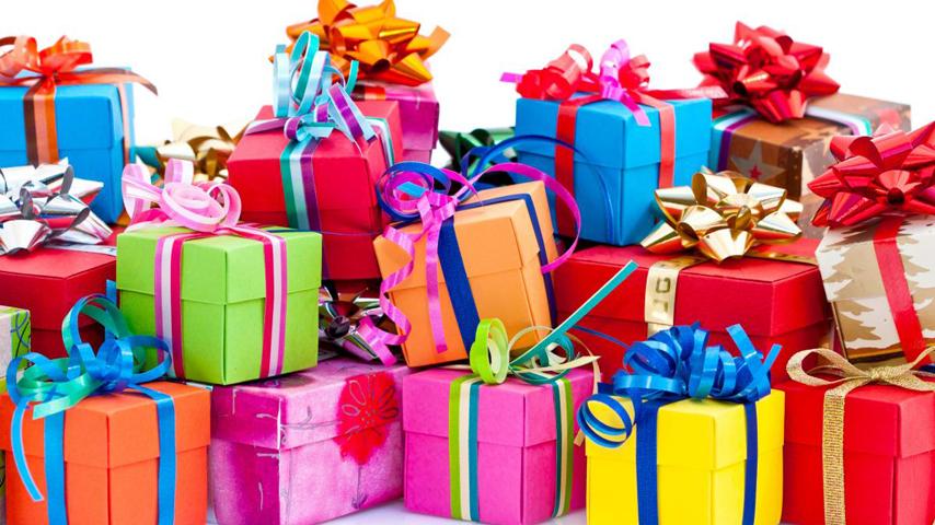 Как себе сделать подарок в моем мире 983