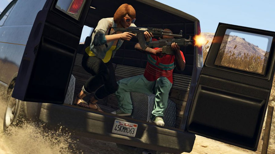gta 5 on ps4 and xbox one  all the best gifs  movies and