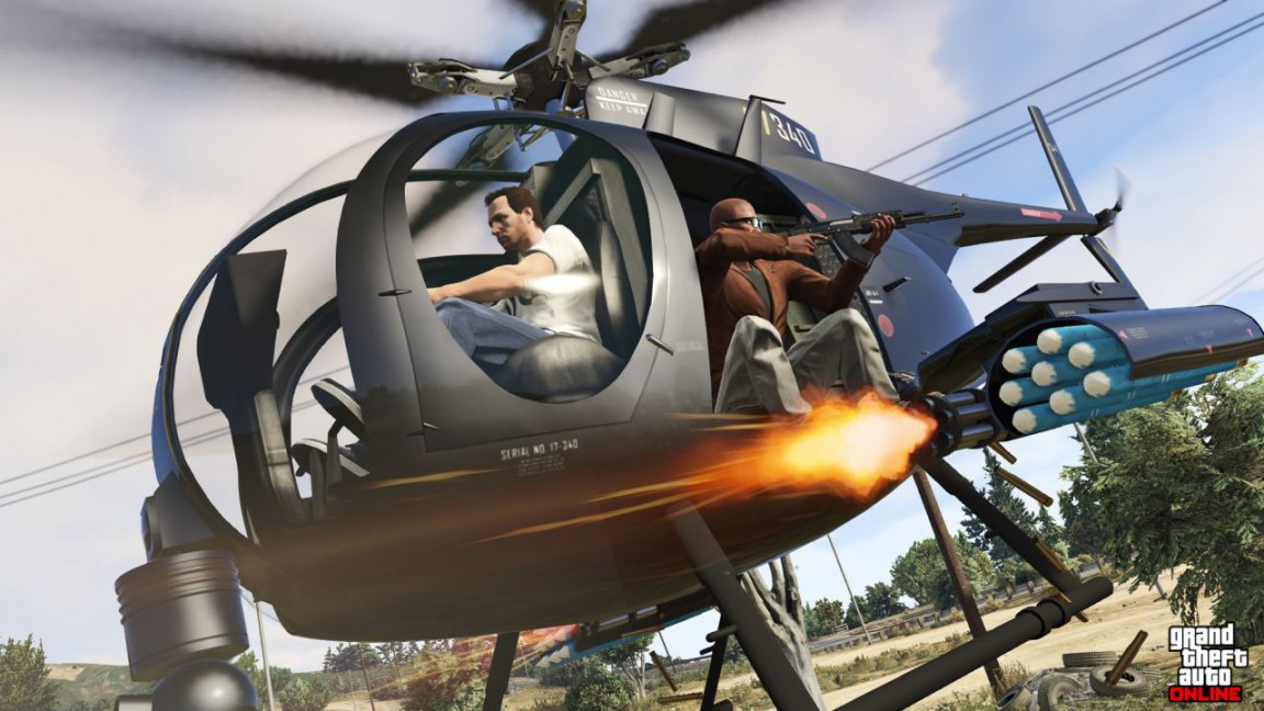 How To Beat Death From Above Gta Online S Toughest Mission Vg247