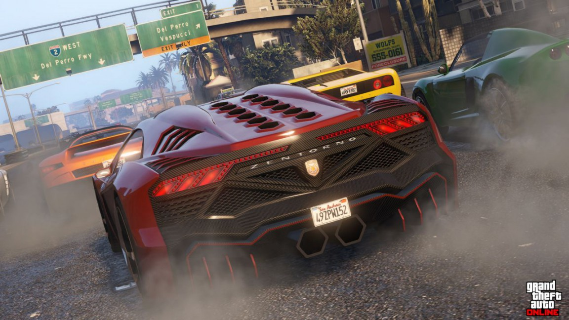 Gta  Fastest Cars In The Game