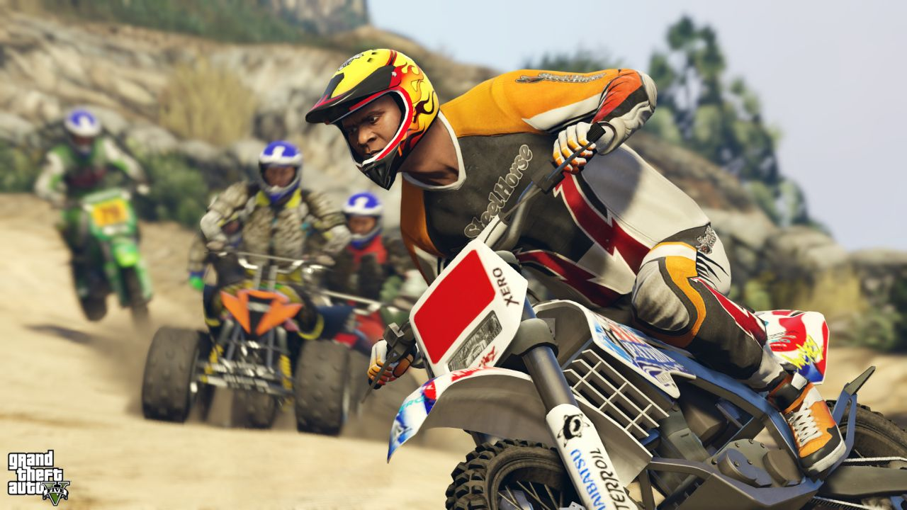You Can Get A Bike To Float In Gta Online With The Right