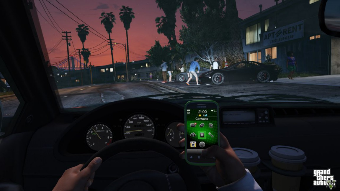 Gta 5 Leaked Video Shows First Person Gameplay In Action