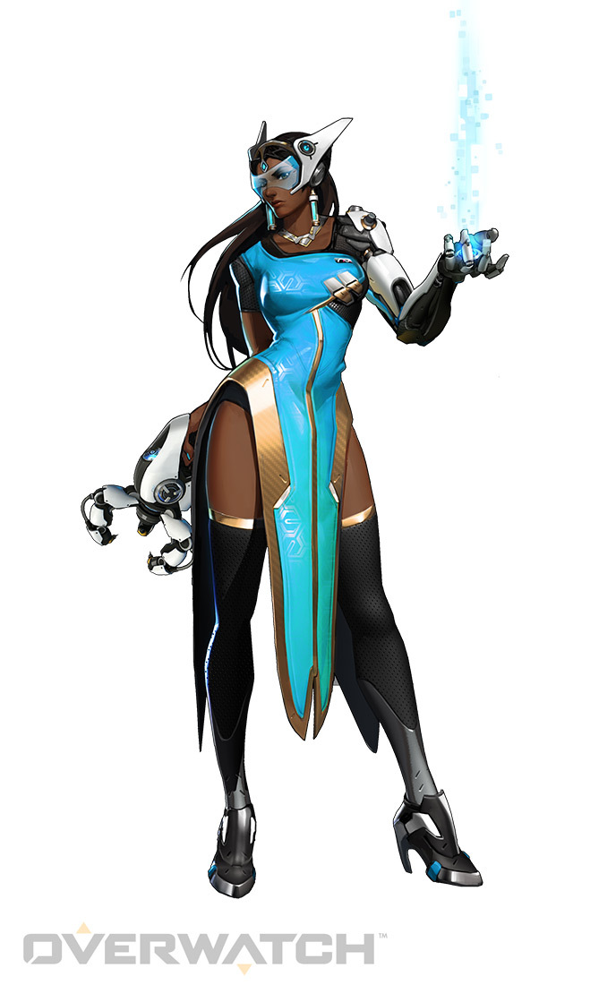 Overwatch Character Design Concept Art : Overwatch announced by blizzard at blizzcon vg
