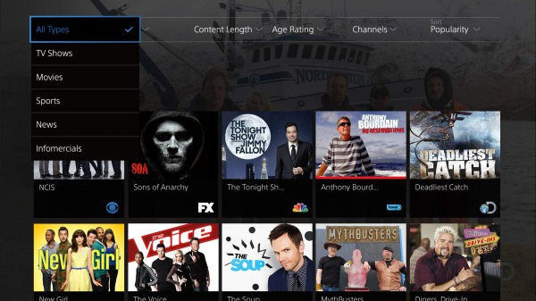 Sony Announces Playstation Vue An Internet Based Tv