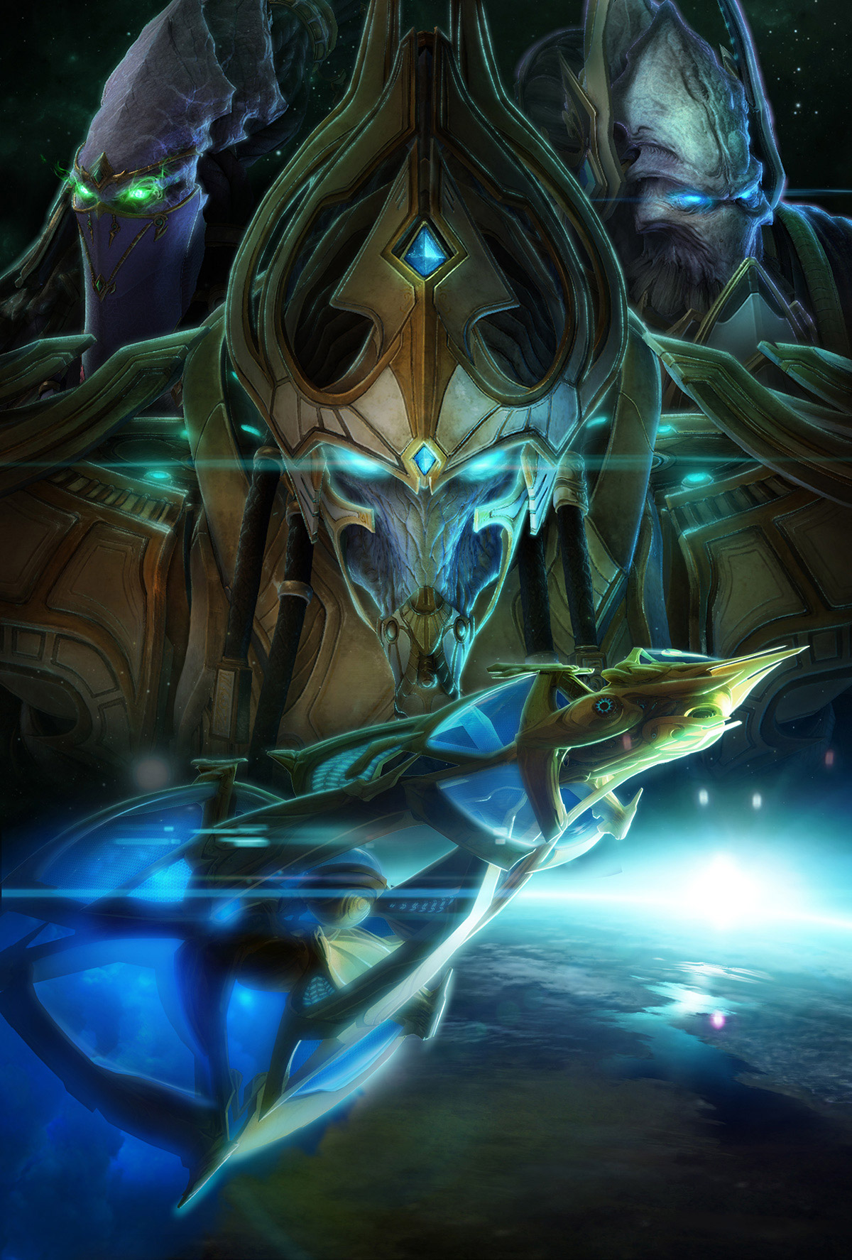 StarCraft 2: Legacy Of The Void Announcement Kicks Off