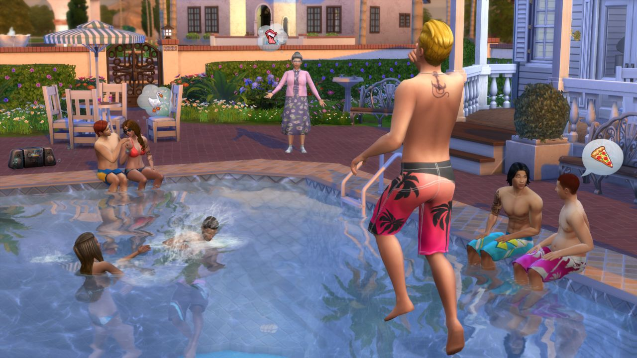 how to meet death in sims 4