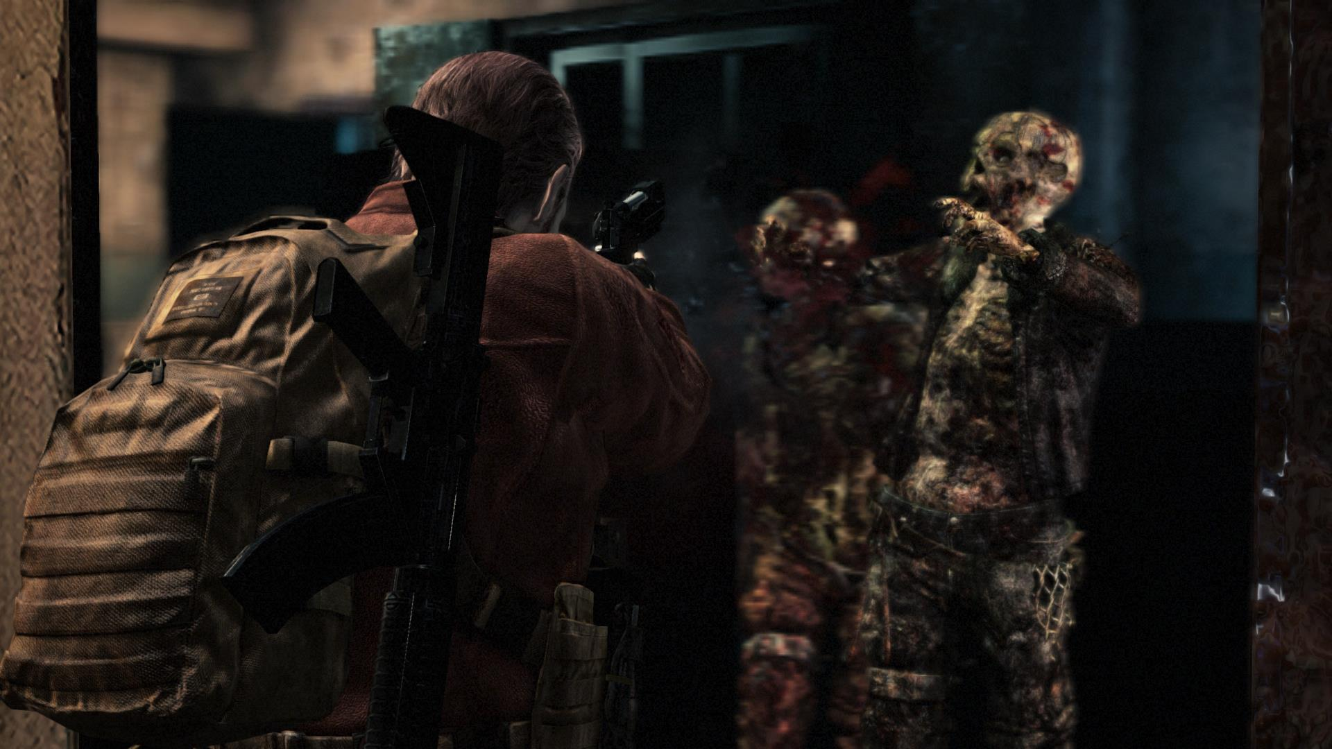 Pc Version Of Resident Evil Revelations 2 Does Not