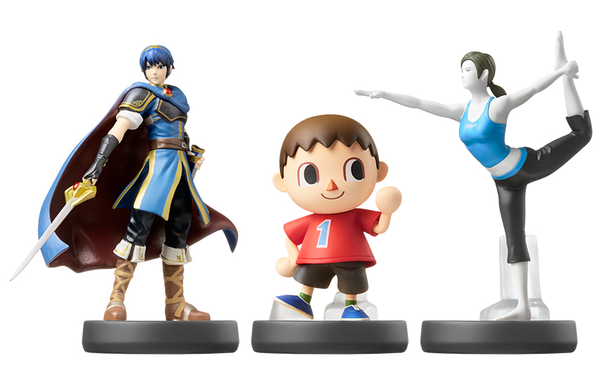 Some Amiibo Are One Shipment Only Dealios So Get Marth