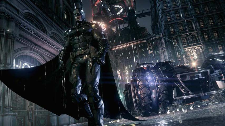 How the ending of Arkham City helped shape Batman: Arkham ...