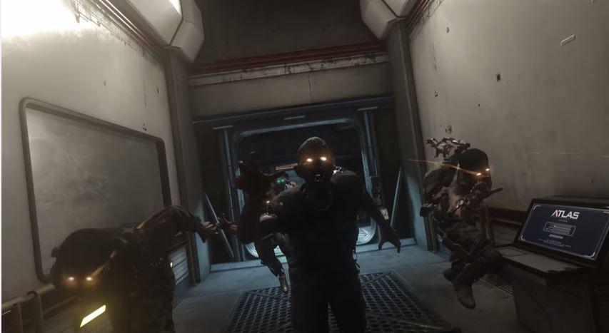 This CoD: Advanced Warfare video features Exo Zombies ...