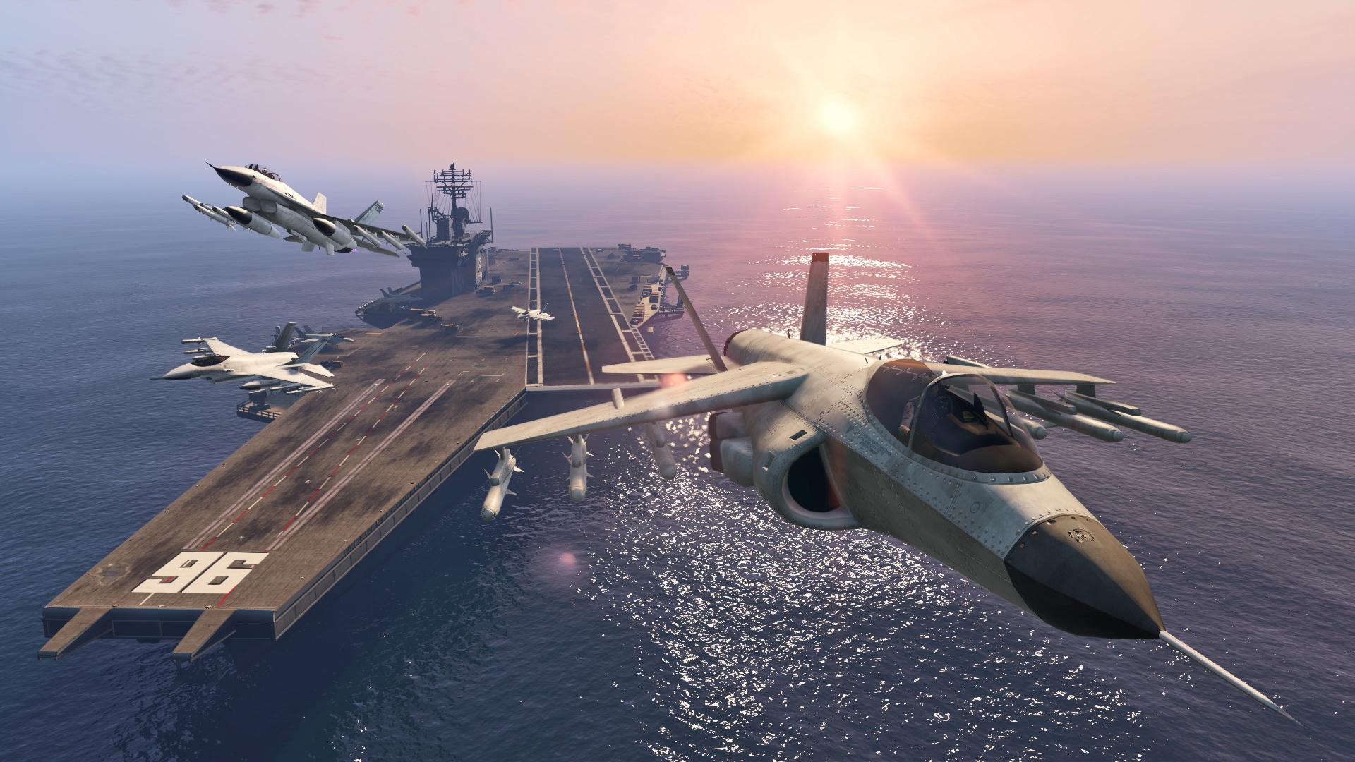 Gta 5 Online Flugzeuge