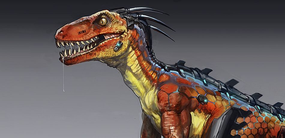 Used Raptor For Sale >> Riptor expected to arrive for Killer Instinct on Xbox One ...