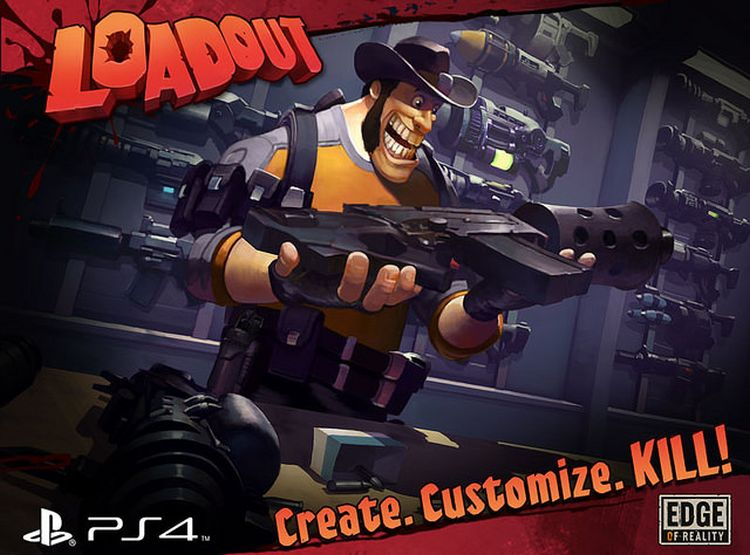 Loadout Arrives On Playstation 4 Later This Month Vg247