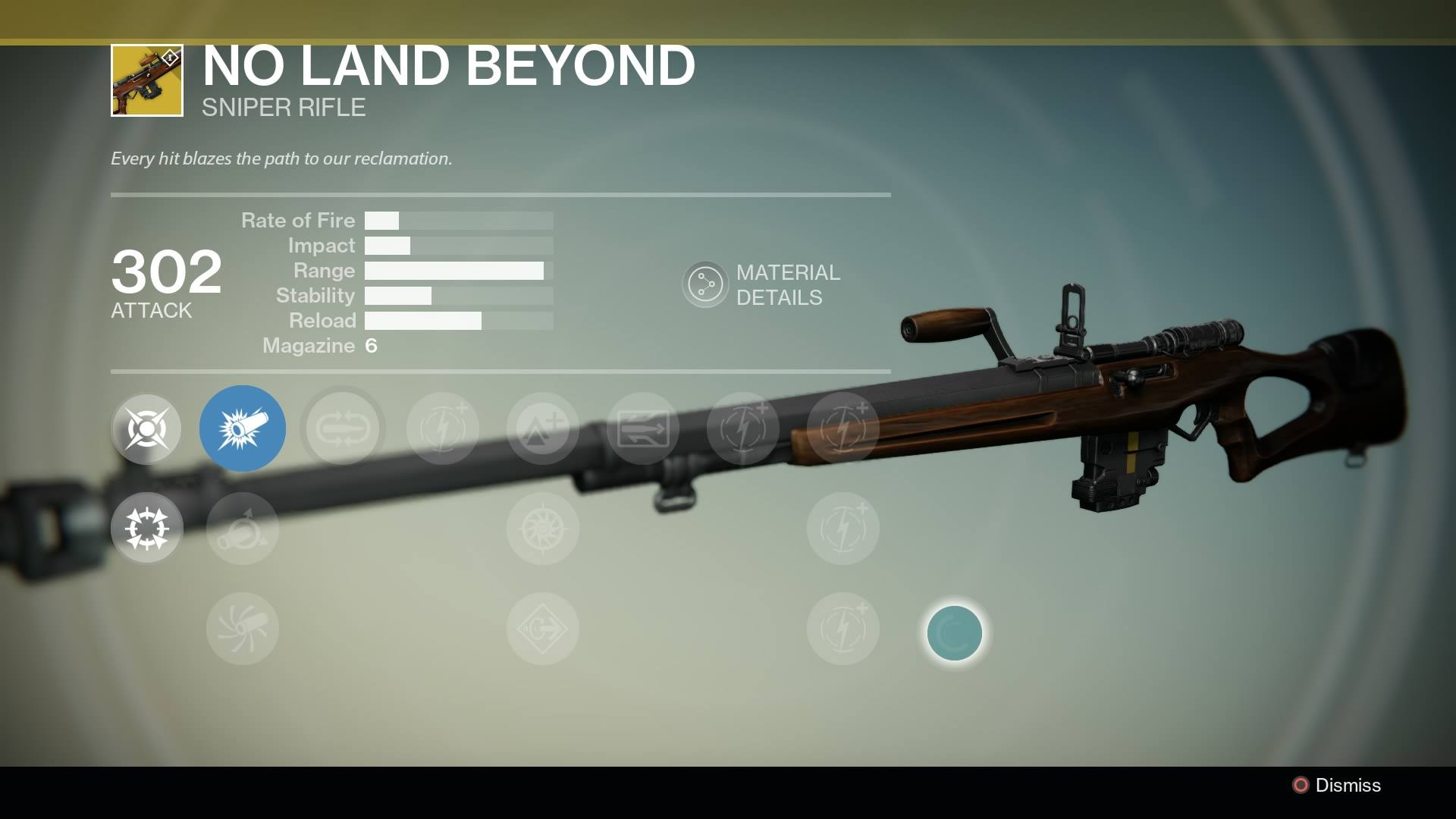 Exotic weapons and armour pieces if you have the strange coins to