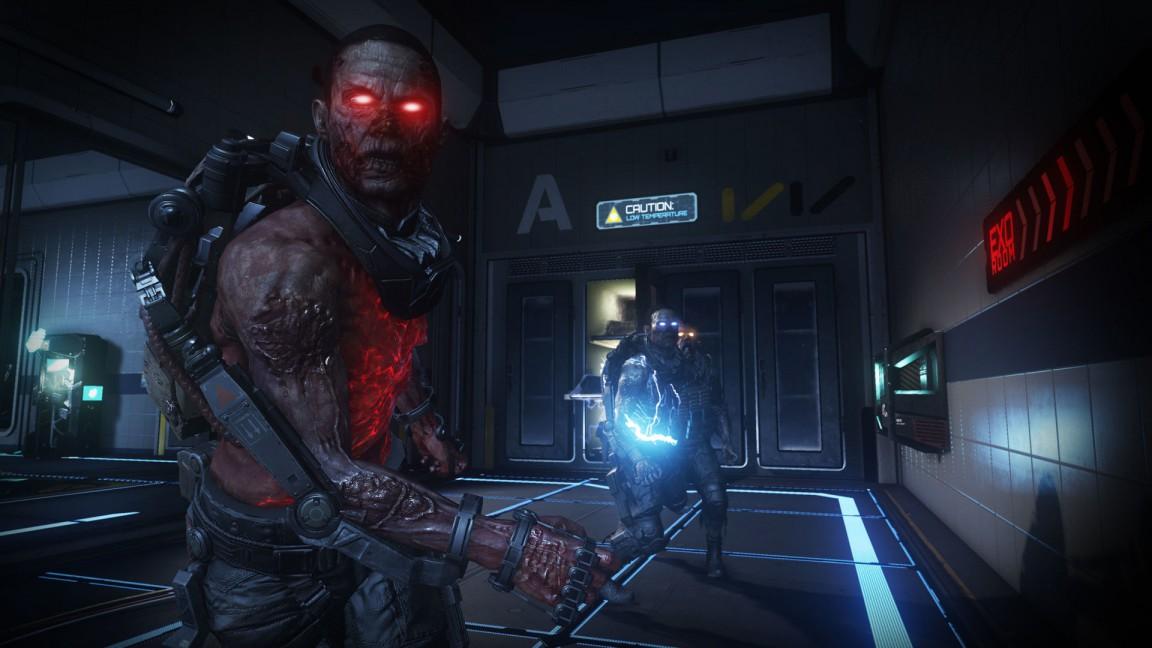 Call of duty advanced warfare s exo zombies reanimate a familiar