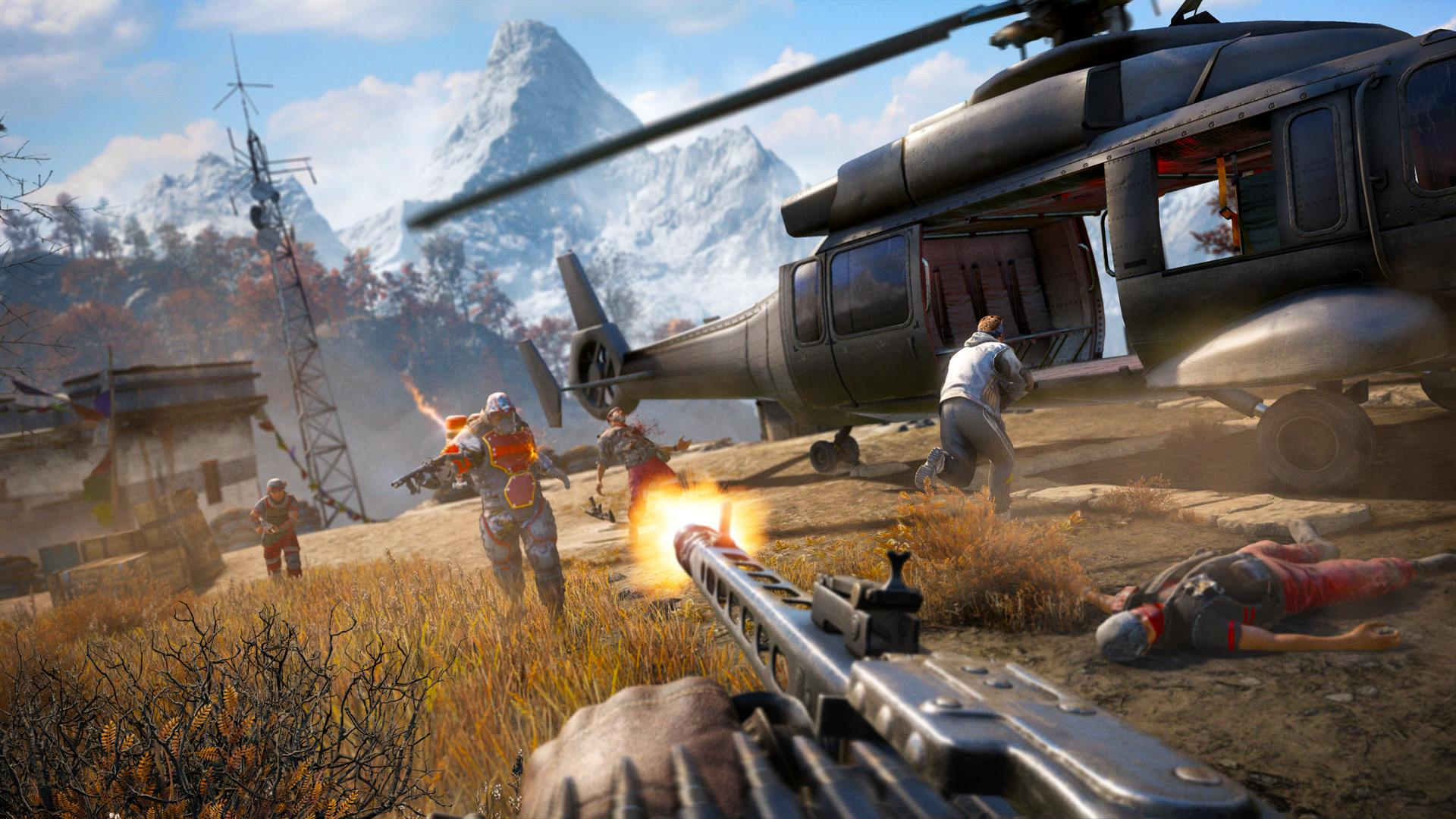 Far Cry 4's Escape from Durgesh Prison DLC is now ...