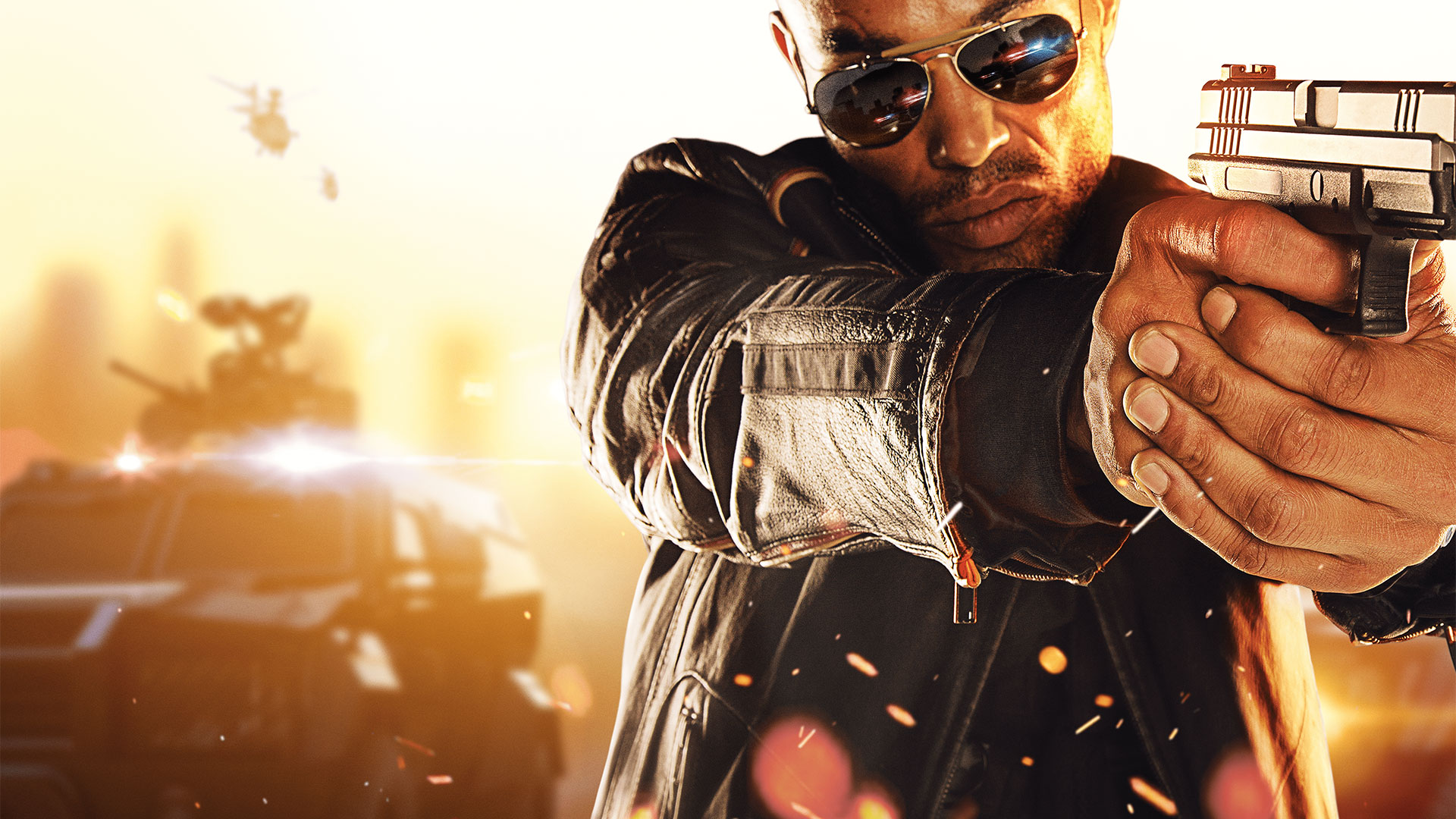 Battlefield hardline has some awesome rare animations vg247