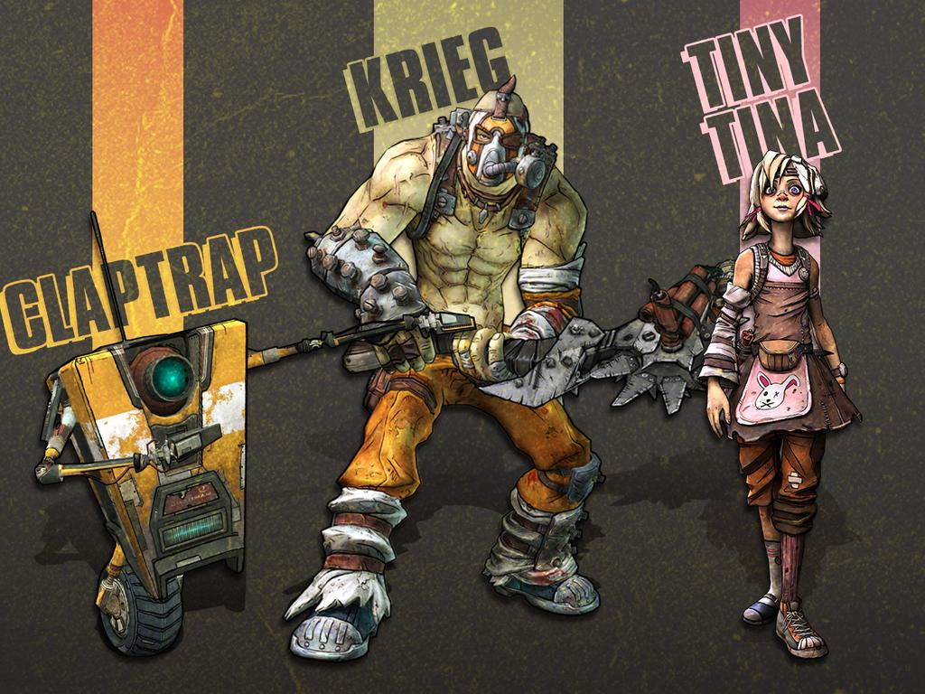 Claptrap is one of Borderlands' most popular characters ... Borderlands