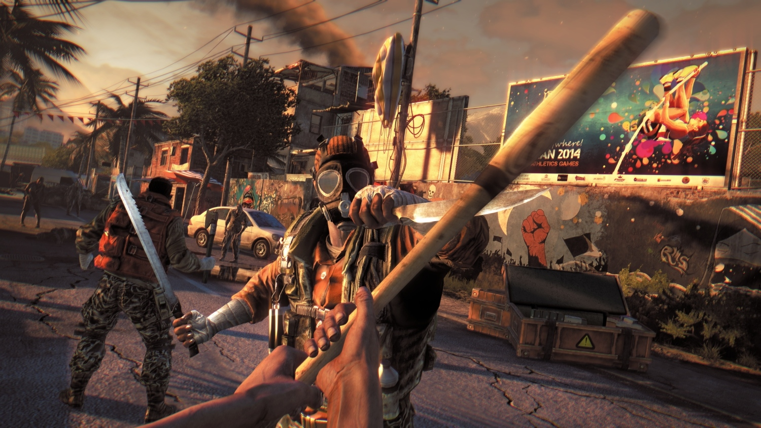 Dying Light physical release set for February 27, Be The