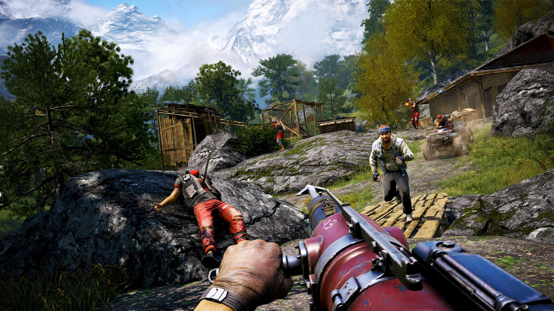 Far cry 4 all dlc ps3 - c