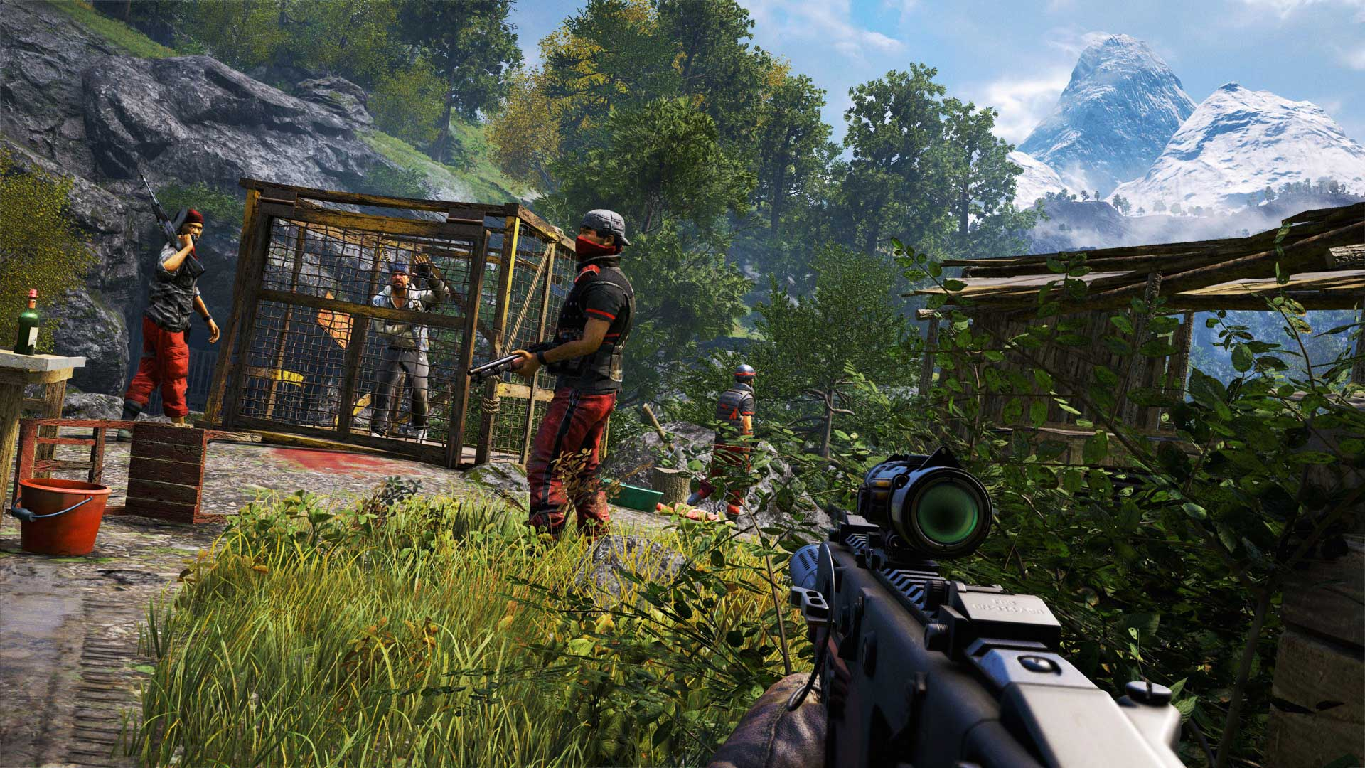 How to patch far cry 4 dlc