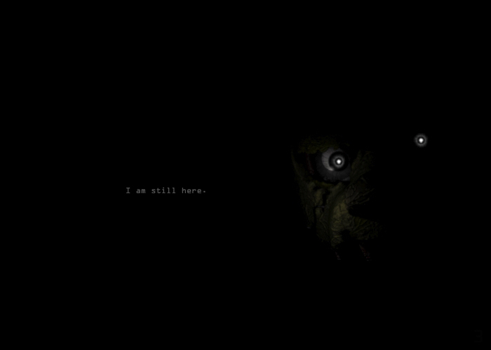 Five Nights at Freddy's 3 in the works