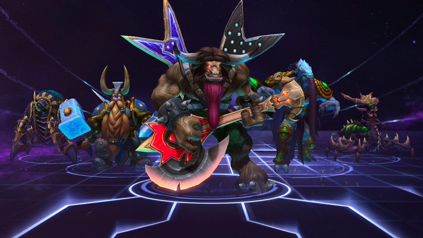 from Gauge heroes of the storm matchmaking too long