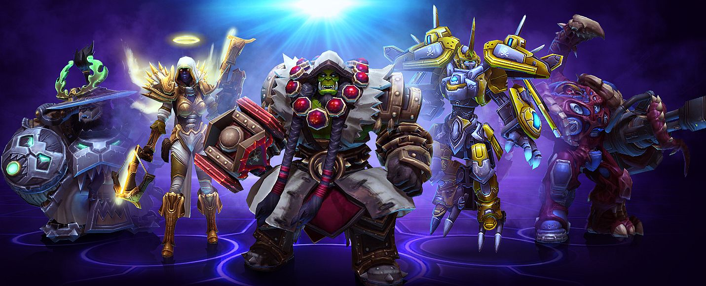 Heroes of the storm release date in Brisbane